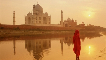 Taj Mahal Sunrise or Sunset Tour