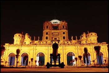 Golden Triangle tour with Lucknow